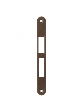 Ответная планка AGB B.014024022 к механизму Сentro Focus, бронза