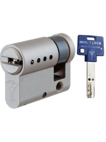 Цилиндр Mul-t-lock Interactive+ 40,5 (31x9,5) никель