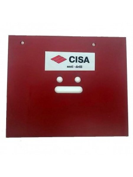 Бронепластина CISA Anti-Drill-Big