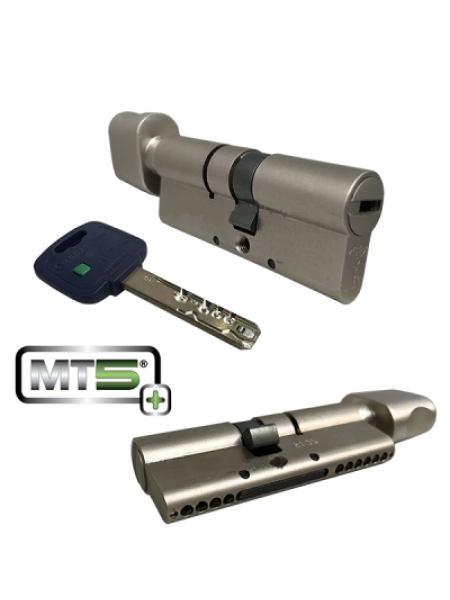 Цилиндр Mul-t-lock MT5+ 91 (60x31Т) никель