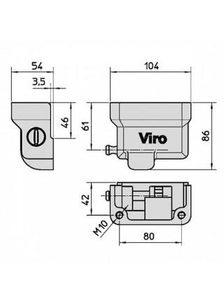 Навесы VIRO 675 (пара)