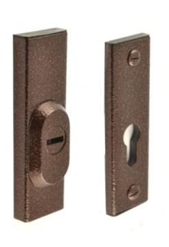 Броненакладка ROSTEX R3 DIN,38-55мм, коричневая