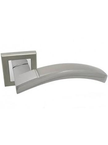 """Дверные ручки APECS H-18036-A-NIS/CR Windrose """"Medina"""""""