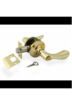 Защелка межкомнатная Apecs 0891 -03-GM, матовое золото