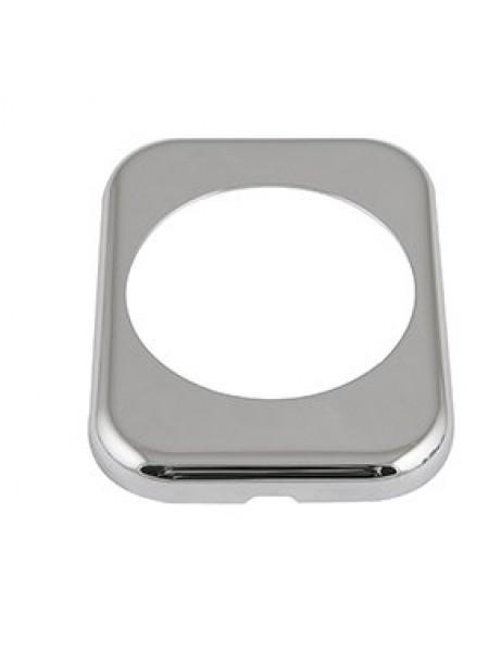 Внешнее кольцо на броненакладку Armadillo (ATC-Protector 1-25 SQ) CP-8 Хром TECH