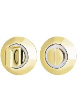 Поворотник WC Armadillo Bolt BK6-1GP/CP-2 золото/хром