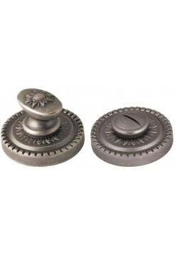 Поворотник WC Armadillo Bolt BK6/CL-AS-9 античное серебро