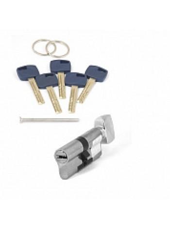 Цилиндр Apecs XR 80 (45x35Т) С15-Ni, тумблер, никель