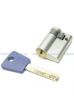 Цилиндр Mul-t-lock 7x7 49,5 (40x9,5) никель