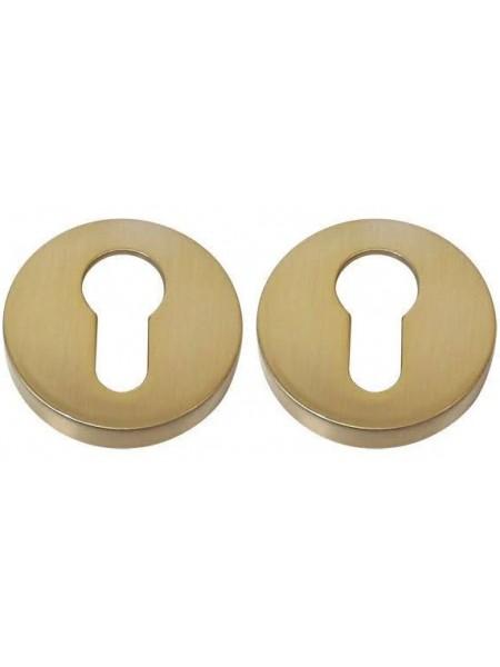 PZ накладка Colombo CD 43 G, матовое золото