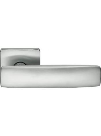 Дверные ручки  Colombo Bold PT 11, матовый хром