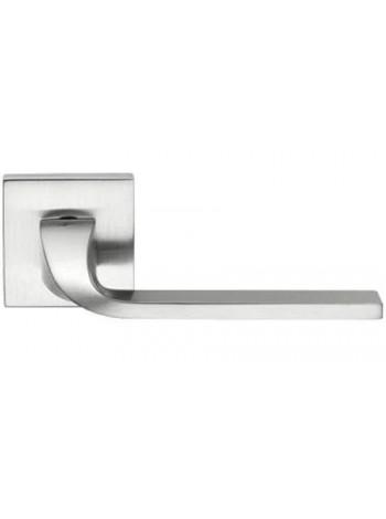 Дверные ручки Colombo Isy BL 11, матовый хром