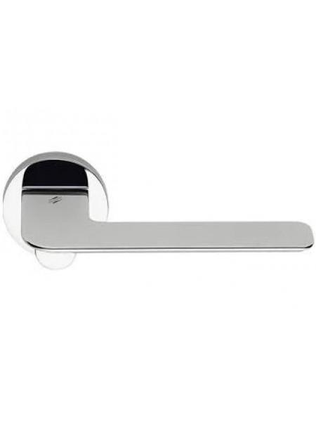 Дверные ручки   Colombo Slim FF 11, хром