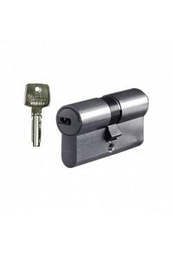 Цилиндр Abus D6 90 (35x55) никель