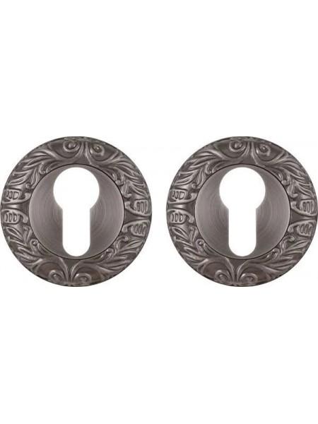 PZ накладки FUARO ET SM AS-3 античное серебро