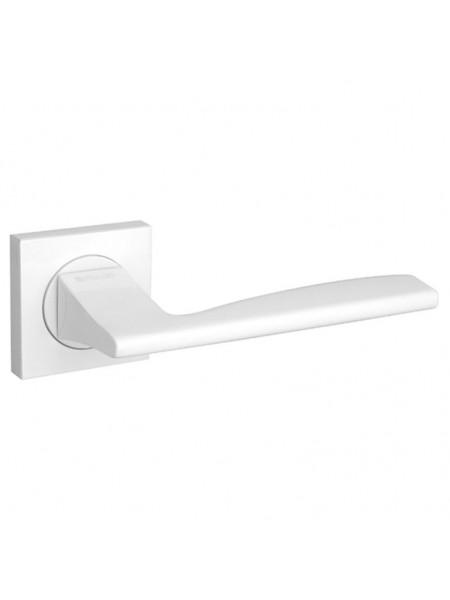 Дверные ручки FUARO ROCK KM WH-19 белый