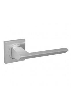Дверные ручки FUARO SAMPLE KM SSC-16 сатинированный хром