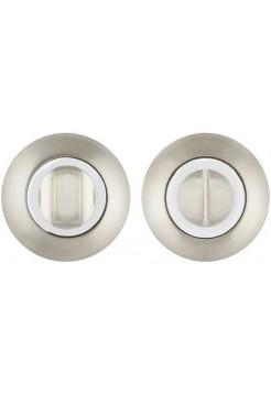 Поворотник WC Fuaro BK6 RM SN/CP-3, мат. никель/хром