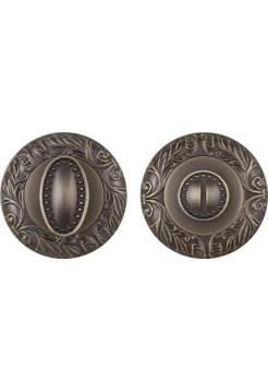 Поворотник WC Fuaro BK6 SM AS-3 античное серебро