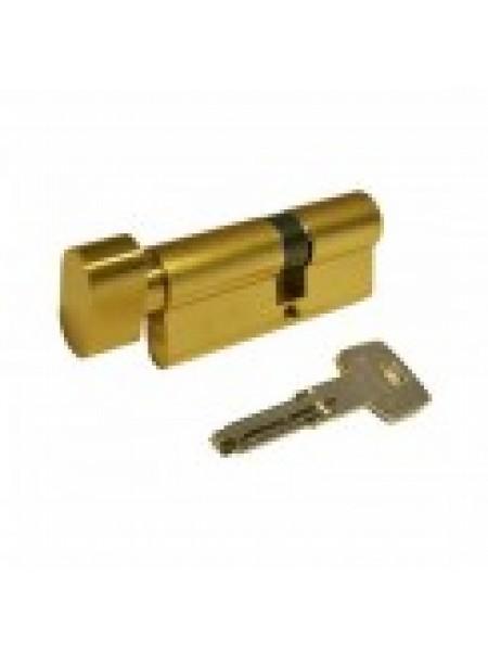 Цилиндр Abus D6 90 (45x45Т) латунь