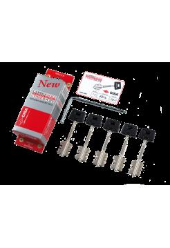Комплект ключей CISA 06520-61-1
