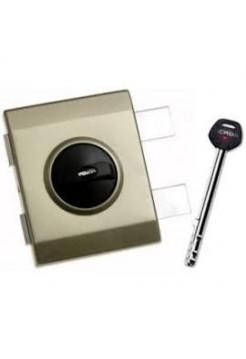 Накладной замок Gerda Tytan ZX Plus GT-8 (длинный ключ)