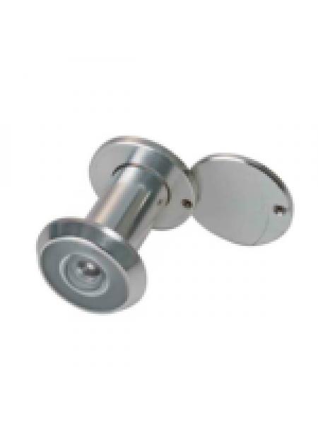Дверной глазок Armadillo DVGU, 28/65x90 SSC мат. хром