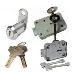 Замки для металических шкафов, оборудования и сейфов