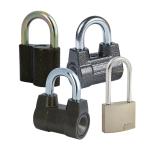 Навесные замки: Область применения - Металлические двери