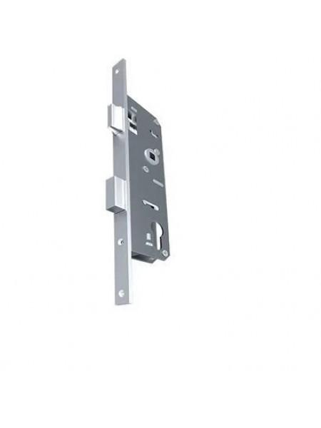 Замок для профильных дверей ASTEX 25/92 мм., планка 16 мм