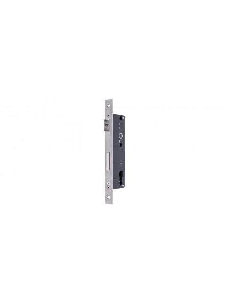 Замок для профильных дверей LOB Z-925B, 25/90 мм.