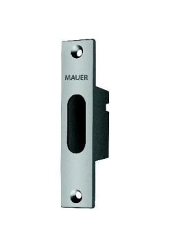 Ответная планка Mauer 900656-01 нерж. для замка 101.095
