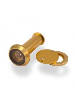 Глазок Apecs 5016/30-55-G, золото