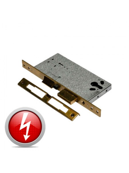 Врезной электромеханический замок Сisa 12011.50.0