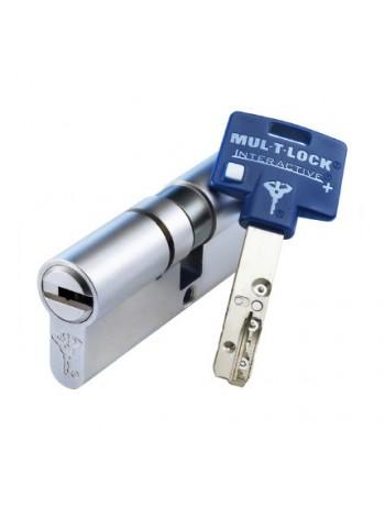 Цилиндр Mul-t-lock Interactive+ 110 (50x60) никель