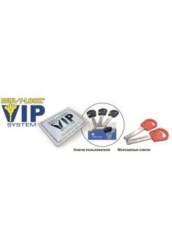 Опция VIP Mul-t-lock, 3+2 ключа, ClassicPro
