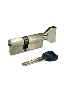 Цилиндр Imperial CK 90 (60x30T) SN, тумблер, никель